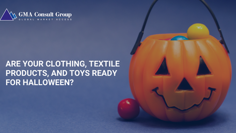 Are Your Clothing, Textile Products, and Toys Ready for Halloween?