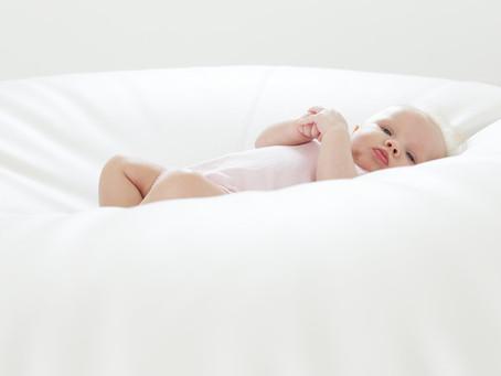 L'éveil sensoriel  du bébé est primordial.