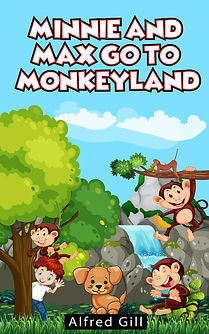 Minnie and Max go to Monkeyland