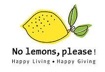 Logo partner No Lemons, please