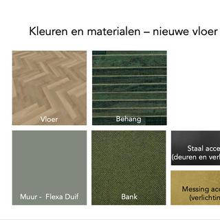 Materialenplan