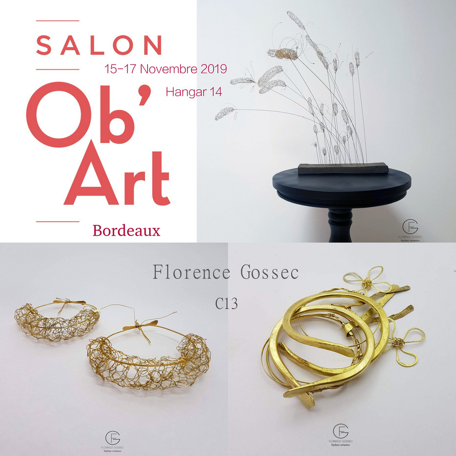 Salon 2019 Ob Art Bordeaux