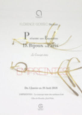 Paris Galerie D'art Empreintes. Bijoux design