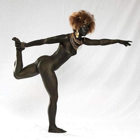 Black Panthère avec Florence Gossec