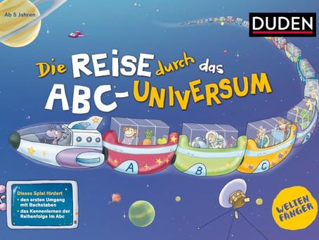 """""""Die Reise durch das Abc-Universum"""""""