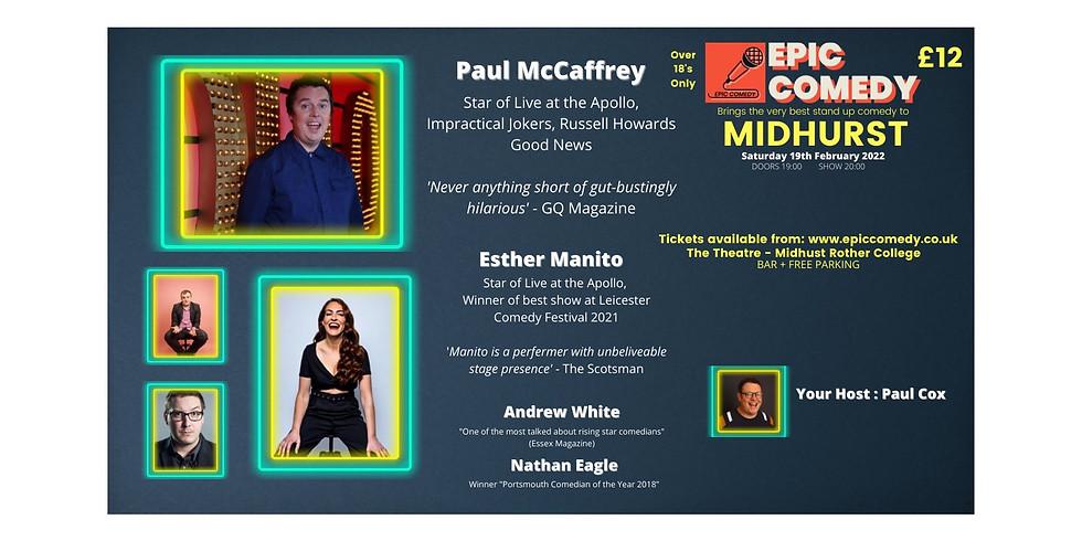 Epic Comedy Midhurst