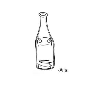day 18 : bottle