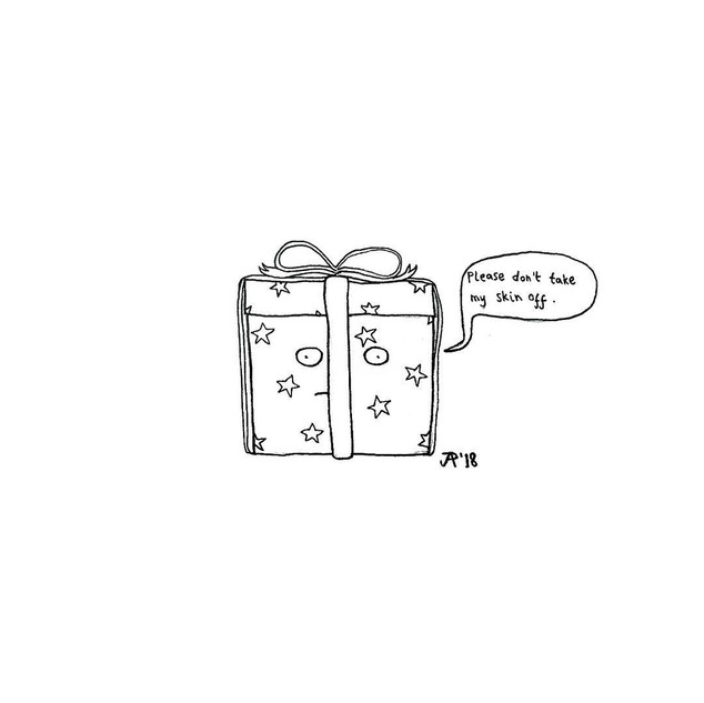 day 28 : gift