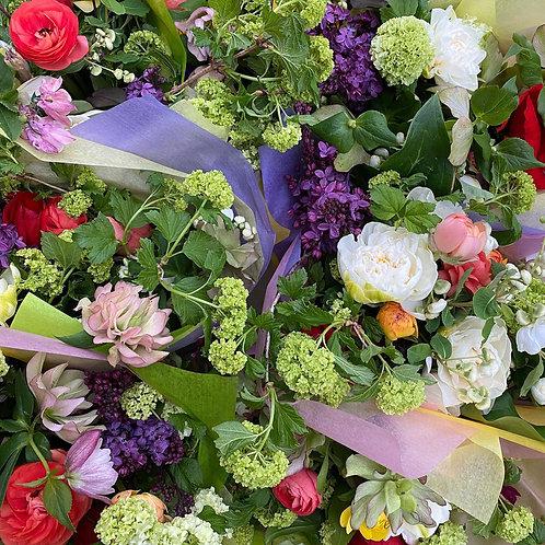 Bouquet Delivery for April 22 & 23