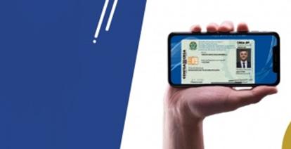 Crea-SP lança Carteira Profissional Digital