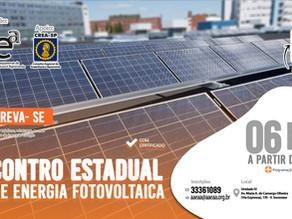 Encontro Estadual sobre Energia Fotovoltaica - 06/02