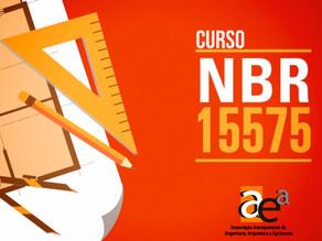 Curso sobre NBR 15575 Norma de Desempenho
