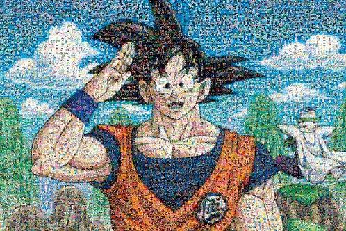 Puzzle Dragon Ball Z Mosaic Art 1000pcs