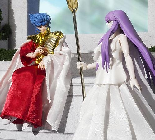 Abel & Athena Memorial Set (2 Figurines)