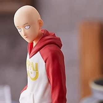 Saitama OPPAI Parker Ver. Figurine POP UP PARADE