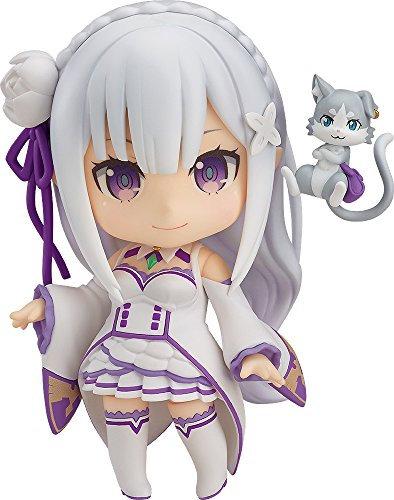 Emilia Figurine Nendoroid (ver. 2017)