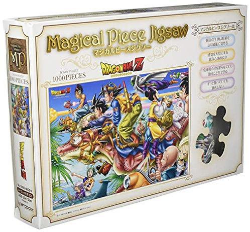 Puzzle Dragon Ball Z Gogo Paradise 1000pcs