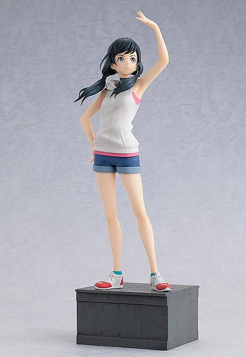 Hina Amano Weathering with You Figurine POP UP PARADE