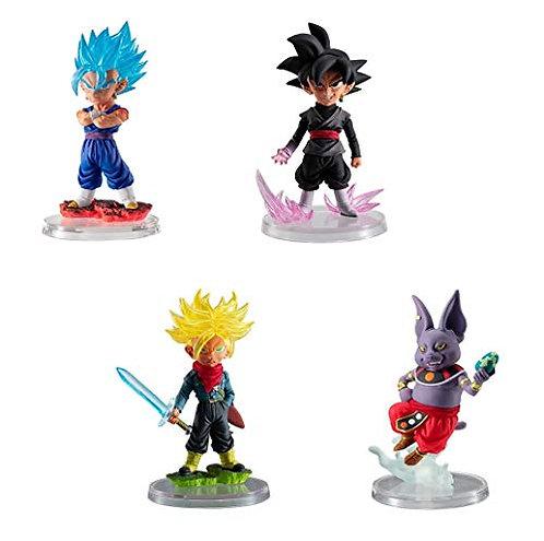 Lot de 4 Figurines DB Super UG The best 02