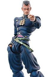 """Diamond is Unbreakable"" Okuyasu Nijimura Action Figurine"