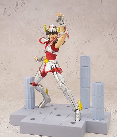 Pegasus Seiya -Pegasus Meteoric Fist-