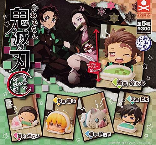 Figurines Onemutan 5 personnages