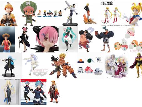 Ajout de 23 figurines en boutique petit, moyen et gros budget !