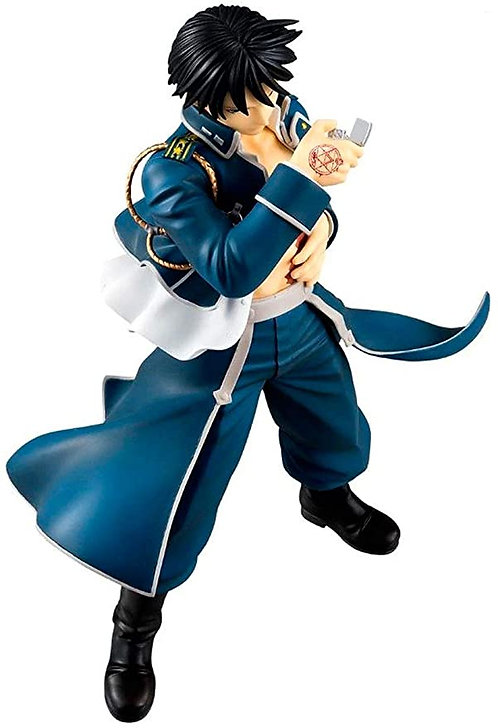 Roy Mustang Figurine speciale