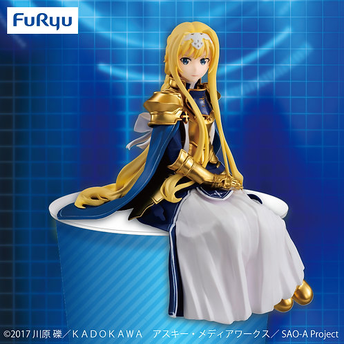 Alice Figurine Noodle Stopper Alice  Synthesis Thirty