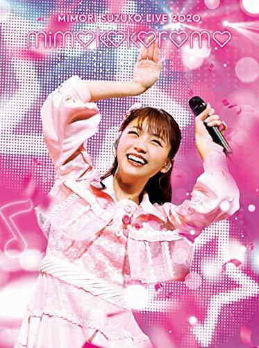 """(Blu-ray) Mimori Suzuko Live 2020 """"mimokokoromo"""""""