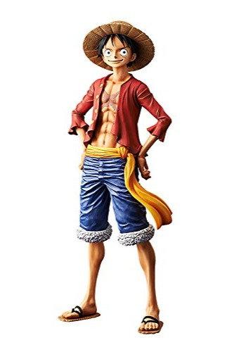 Monkey.D.Luffy Figurine Grandista The Grandline Men