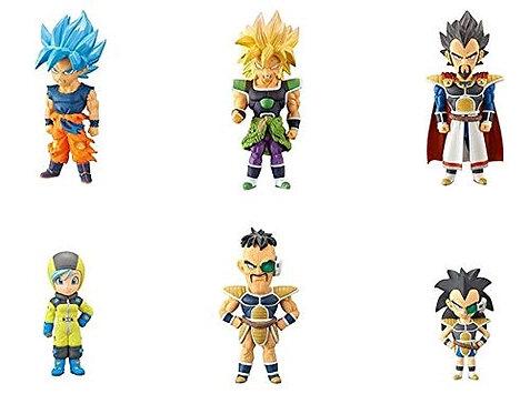 Lot de 6 Figurines World Collectable Figurine