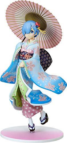 Rem KDcolle Figurine Ukiyo-e Cherry Blossom Ver.