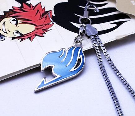 Natsu Dragnill Blue attache de téléphone portable