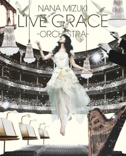 (Blu-ray) NANA MIZUKI LIVE GRACE -ORCHESTRA-