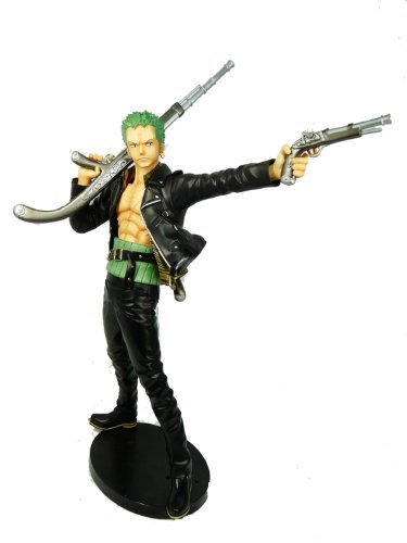 Roronoa Zoro -The Three Musketeers Ver. Figurine Door Painting Collection