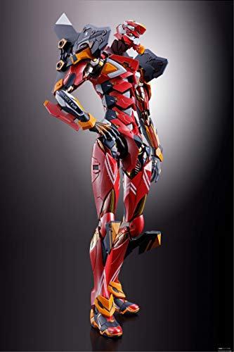 EVA-02 Action Figurine Metal Build