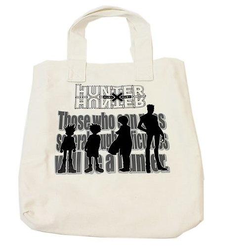 Hunters Stylish sac en toile souple à deux anses