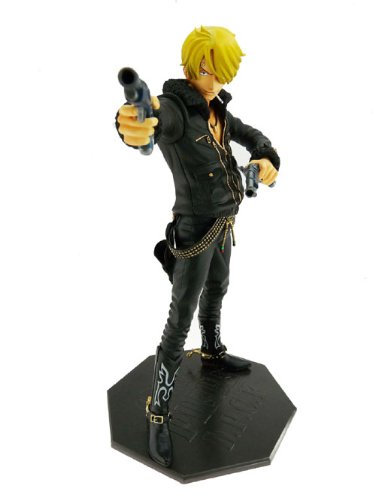 Sanji -The Three Musketeers Ver. Figurine Door Painting Collection
