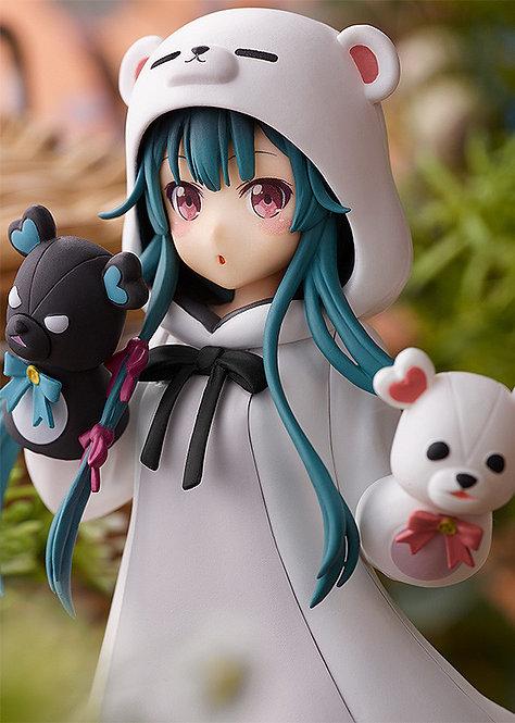 Yuna: White Bear Ver. Figurine POP UP PARADE