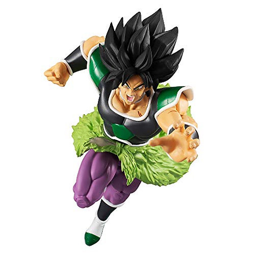 Broly Figurine et Chewing gum DB Styling