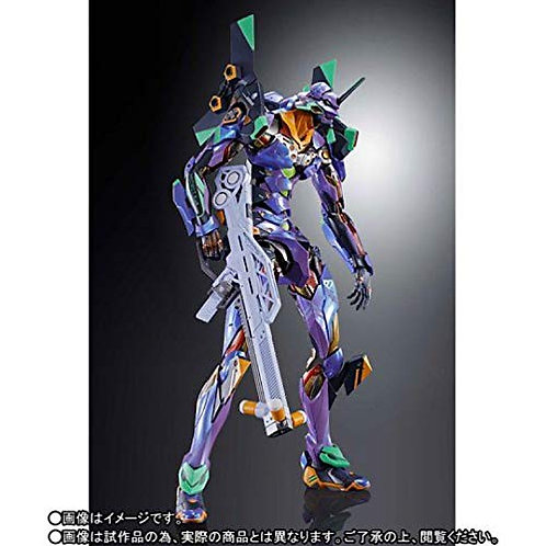 EVA-01 Figurine Metal Build
