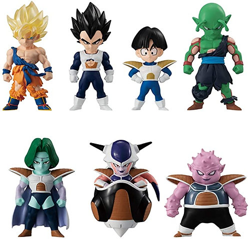 Figurines et chewing-gum Adverge 13 lots (DragonBall cho)