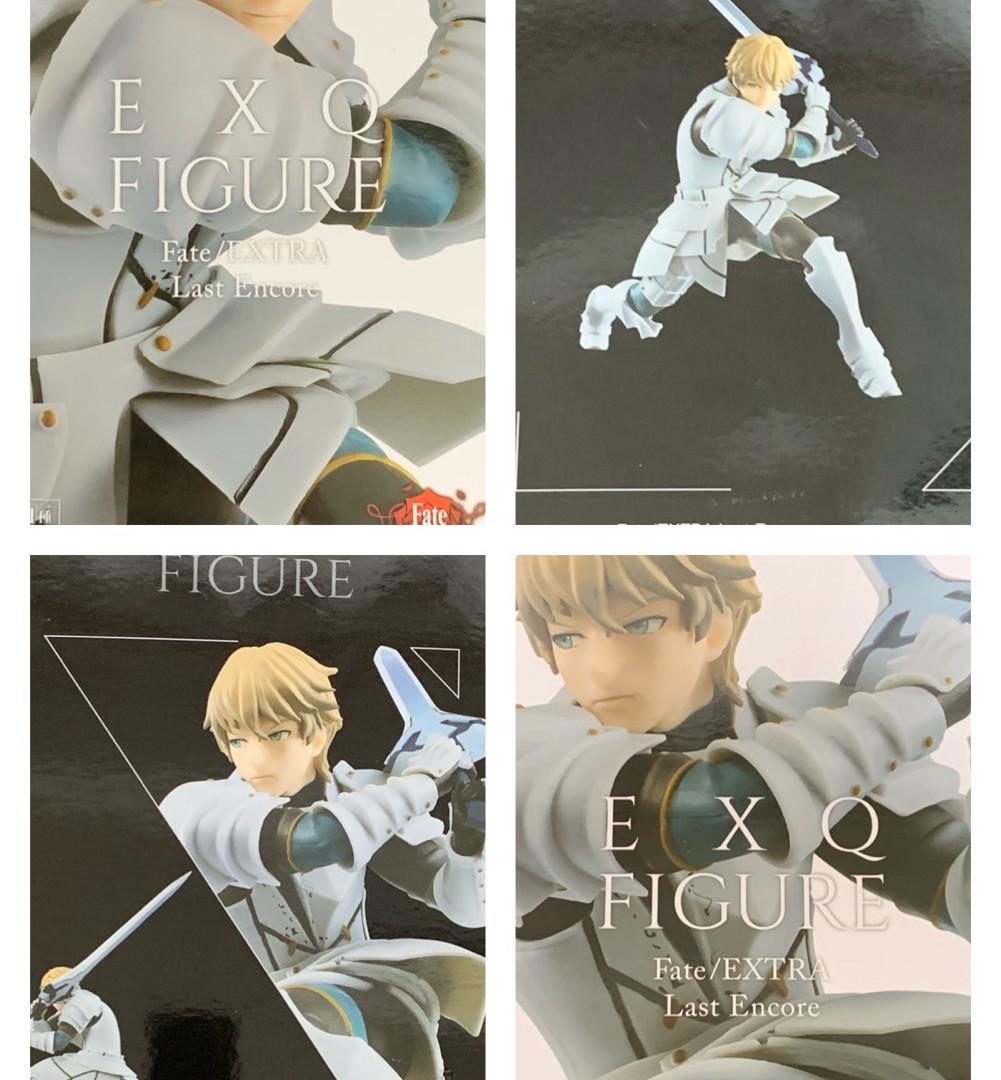 Fate/Extra Last Encore EXQ Gawain Figure neuve dans sa boite neuve! (16cm ABS/PVC)