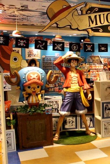 lot de 10 articles Mugiwara & Nintendo Store