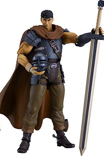 Guts Golden Age Arc Band of The Hawk Ver. Figma Figurine