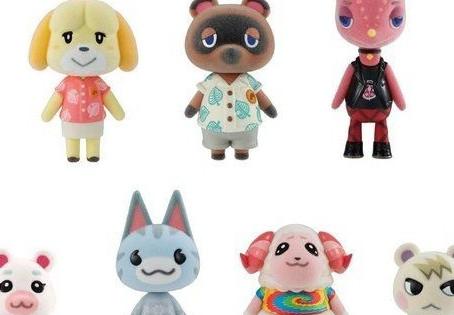 Animal Crossing Tomodachi Doll