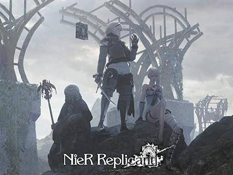 """Tirage Kuji pour commémorer les 10 ans de """"NieR Game Series"""""""