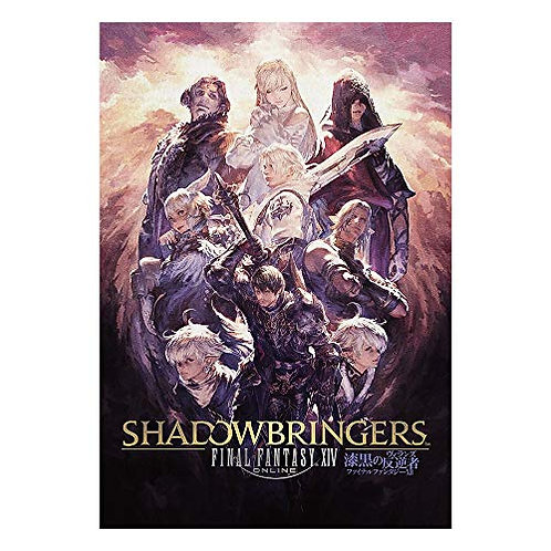 Puzzle Final Fantasy XIV Shadow Bringers 1000 pièces