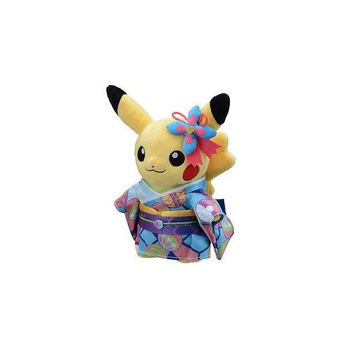 Peluche pikachu pokemon center Kanazawa